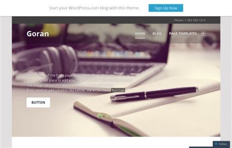 Tutorial Goran Wordpress | 20 free responsive wordpress themes for your startup or