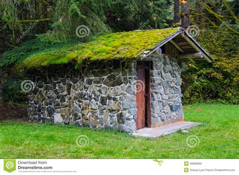House Plans Washington State moss covered stone well house stock photo image 46062690