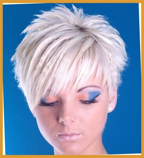 thin fine spiked hair thin hair short spikey hairstyles for women over 50