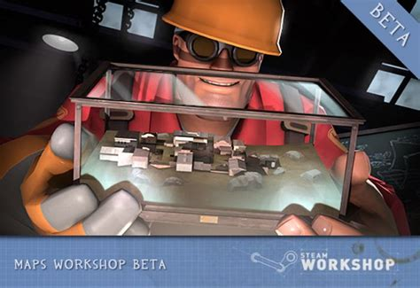 how to install tf2 maps team fortress 2 maps workshop beta launches