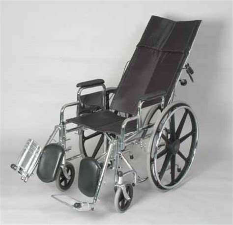 reclining wheelchair hcpc full reclining wheelchair with elevating legrests