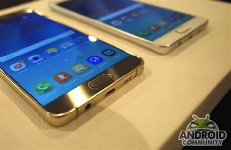 Samsung Galaxy Note 6 next samsung galaxy note 6 rumored to a whopping 6gb