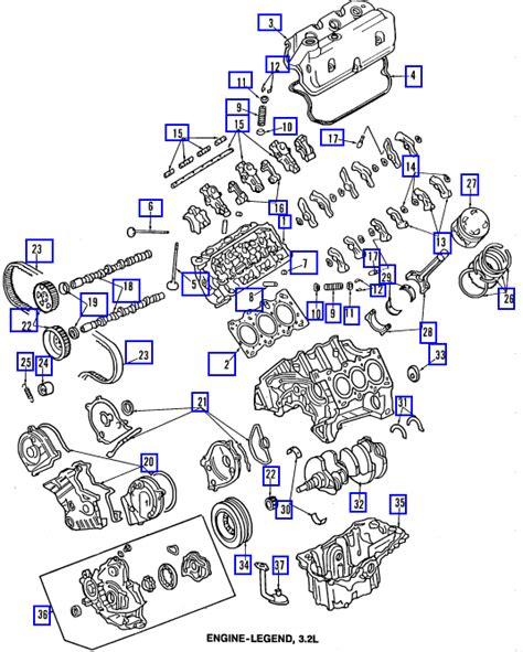 siwire  acura legend wiring diagram