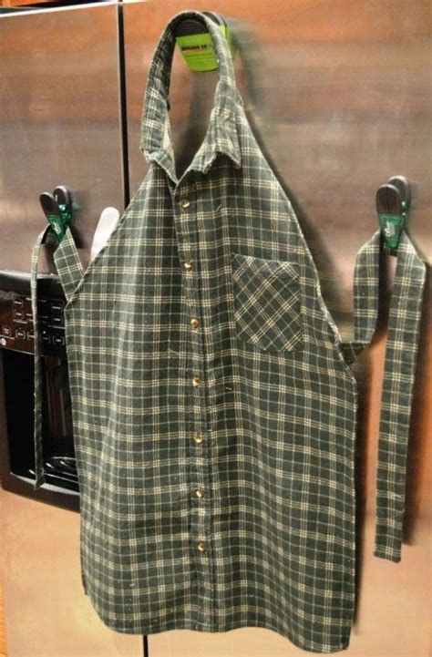 pattern for shirt apron 17 best ideas about men s shirt apron on pinterest