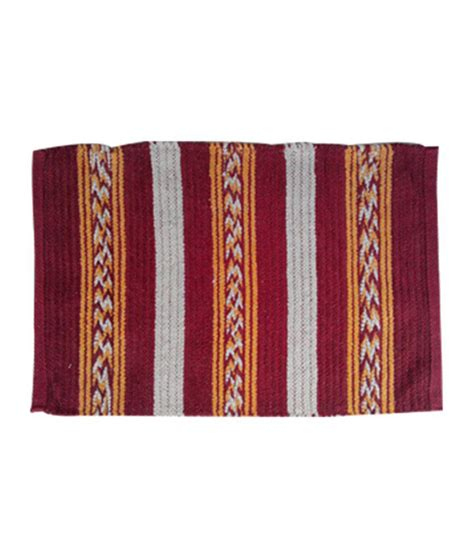 designer door mats firangi red designer strips door mat buy firangi red
