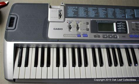 Keyboard Casio Lk 100 casio lk 100 keyboard light up 61 100 song bank electronic piano power cord ebay