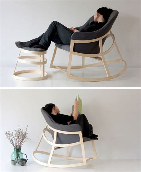 Modern Reading Chair Design Ideas Furniture Ideas 14 Awesome Modern Rocking Chair Designs For Your Home Contemporist