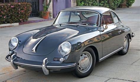 porsche slate grey 1964 porsche 356c factory original slate grey porsche