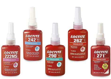 loctite colors what s the difference between colors of loctite
