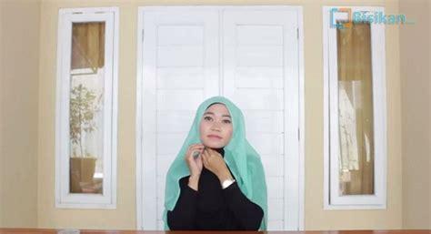 tutorial hijab pesta bahan paris ini tutorial hijab paris segi empat untuk ke pesta terbaru