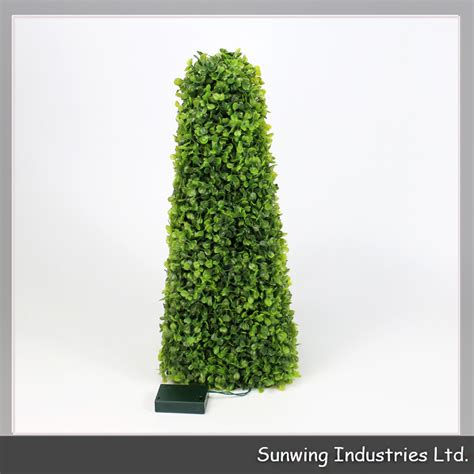 decorative trees for home decorative outdoor cheap pvc artificial topairy trees for