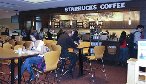 Boston Questrom School Of Business Health Sector Mba by Starbucks At Questrom 187 Dining Services Boston