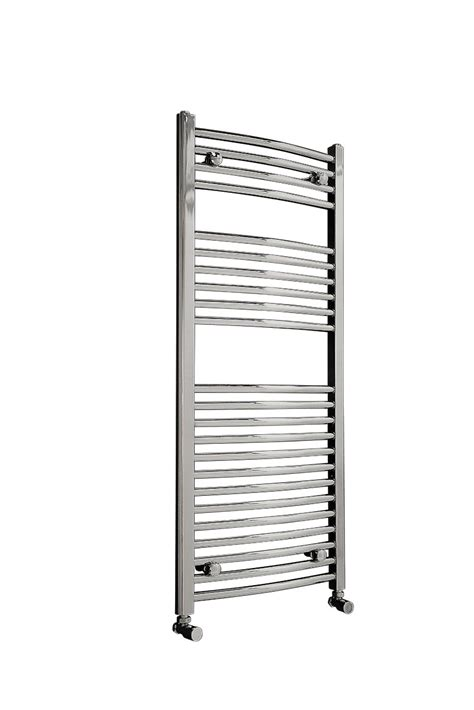 bathroom towel rails non heated designer chrome curved bathroom heated ladder towel rail