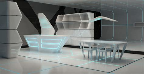 Futuristic Kitchen Designs Futuristic Kitchen Interior Design Ideas