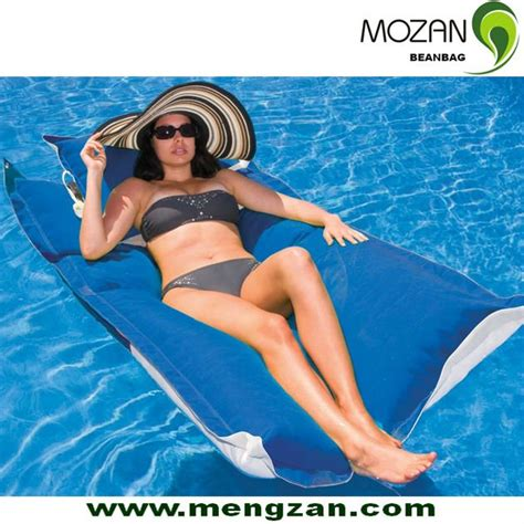floating lounge beanbags float bean bag for swimming pool