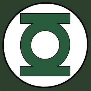green lantern template hamaheroes emblems on handpainted canvas