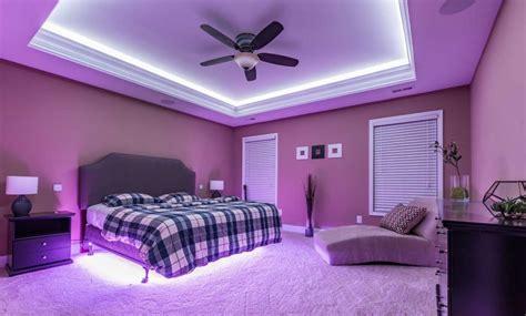 ambient lighting utilize led lights  set  mood   smart home
