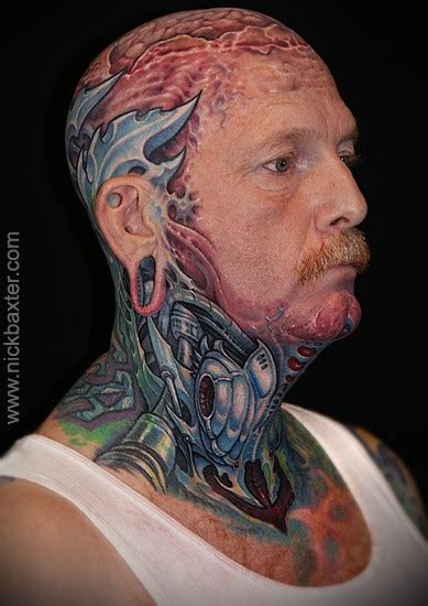 nick baxter tattoo iii by nick baxter tattoos
