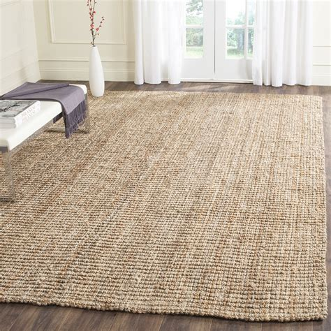 jute rug jute rugs how to best use jute rugs to compliment your home