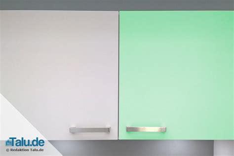 küchenfronten neu lackieren diy k 252 chenfronten bekleben streichen und lackieren