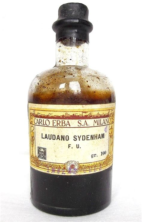 Laudanum Also Search For Antique Laudanum Bottle Historic Times And Places