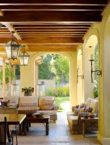 woodside residence mediterranean porch