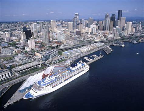 Seattle Cruise Port Car Rental by Professor Cruise Ship Cruise Port Seattle Usa