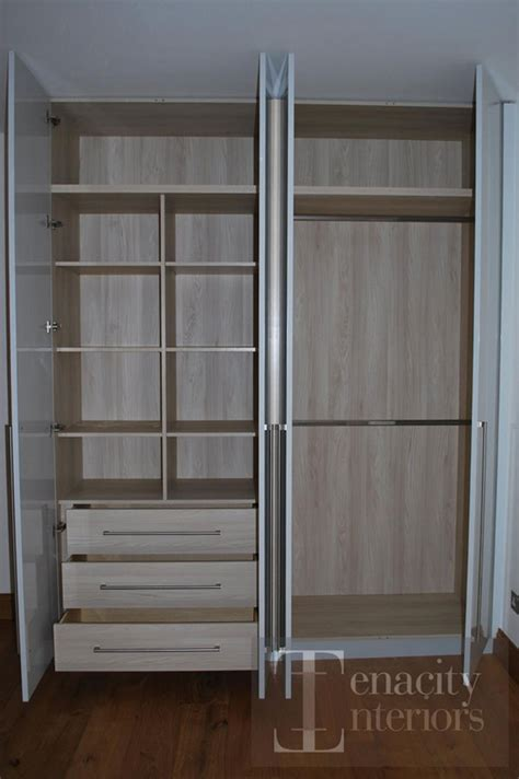 Fitted Wardrobe Interiors by Fitted Bedrooms Handmade In Norfolk By Tenacity Interiors