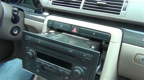audi a4 aux input audi a4 2002 2005 install of iphone ipod and aux adapter
