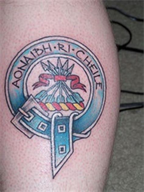 family tattoo portsmouth aonaibh ri cheile in emblem coloured tattoo tattooimages biz