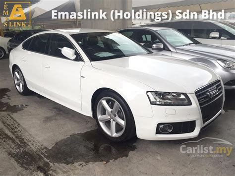 Audi A5 Sportback 2011 by Audi A5 Sportback 2011 In Kuala Lumpur Automatic White For