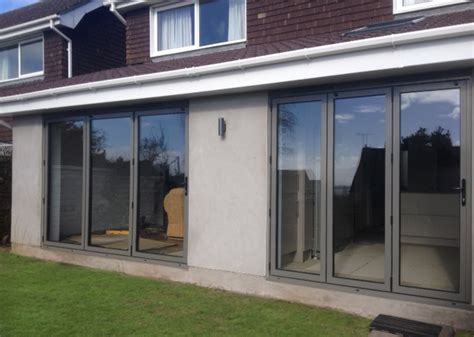 Bi Folding Doors Exterior Gallery Of Bi Folding Doors Sliding Doors Skylights Aluminium Bi Folding Exterior Doors
