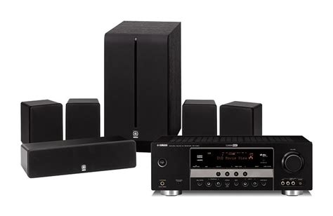 compare yamaha nsp160pkg home theater system prices in