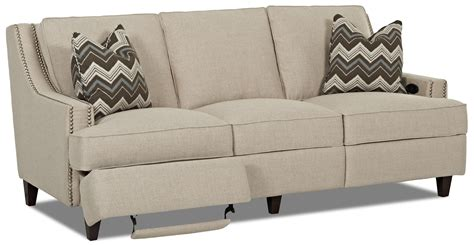 best reclining sofa manufacturer transitional power hybrid sofa manufacturer klaussner