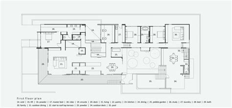 boarding house floor plan gallery of boarding house shaun lockyer architects 15 architects house and