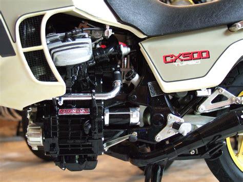 Motorrad Honda Turbo by Honda Cx500 Turbo Tamiya 1 6 Scale Motor Bike Models