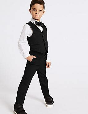 page boy suits | outfits & waistcoats for page boys | m&s