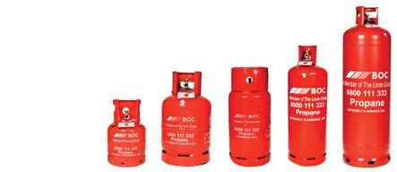 propane gas cylinder specifications | boconline ireland