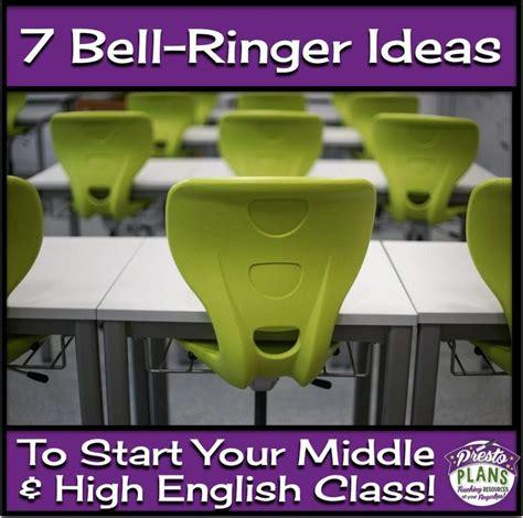 themes for high school english class english bell ringers english high school english and
