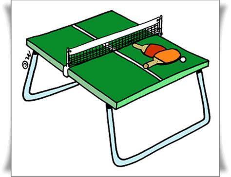 Tenis Meja Tenis Meja ukuran standar tenis meja olahraga carapedia