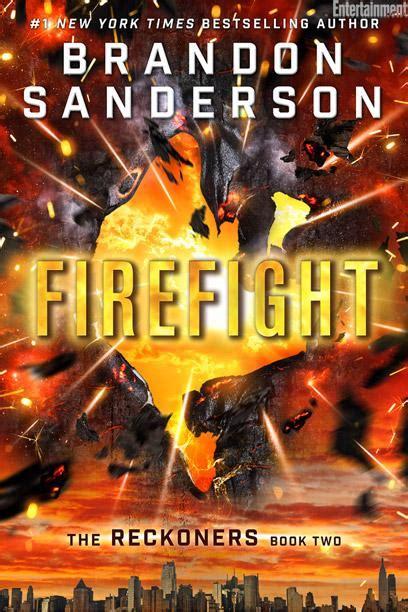 libro steelheart reckoners portada revelada firefight reckoners 2 de brandon sanderson paperblog