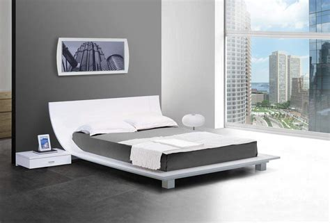 modern bed set modern white bedroom sets decosee com