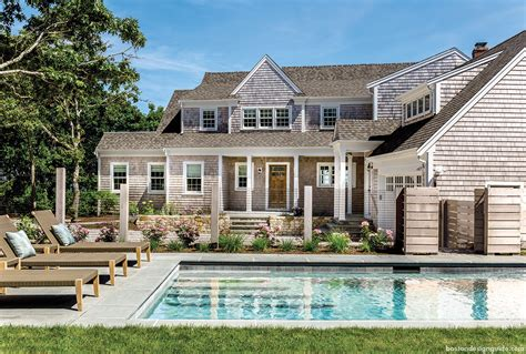 Cape Cod Design Transforming A Classic Cape Cod Summer Home Into An