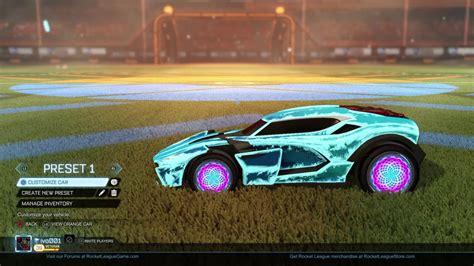 black zombas rocket league sky blue zomba wheels youtube