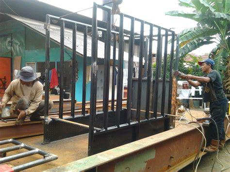 Timbangan Jembatan timbangan hewan kontraktor jembatan timbang berkualitas