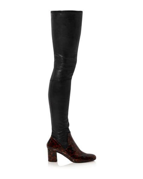 walking in thigh high boots 11 pairs of thigh high boots that are definitely made for
