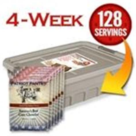 Patriots Pantry by Food Storage On Root Cellar Emergency Food