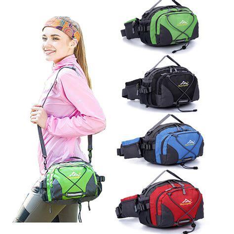 Ferrino Bag Sport Waterproof Waist Pack Length waterproof running belt bum waist pouch pack cing sport hiking shoulder bag climbing