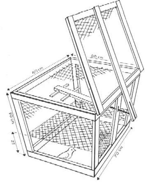 come costruire una gabbia trappola per uccelli earmi it trappole ii