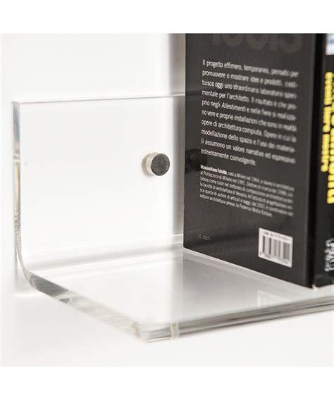 mensole trasparenti mensola 90x40 in plexiglass trasparente alto spessore